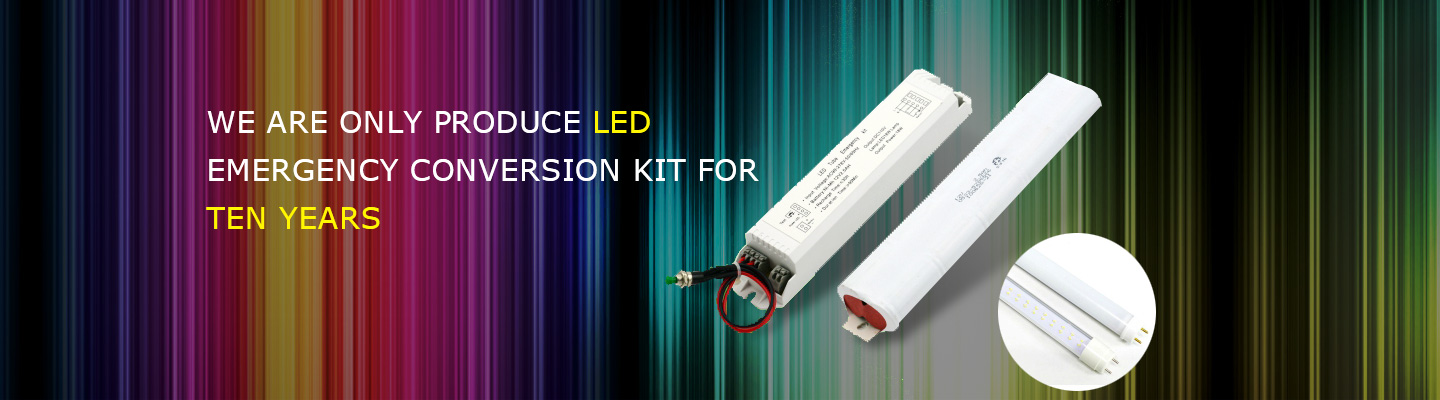 100% lumens output for all LED Light