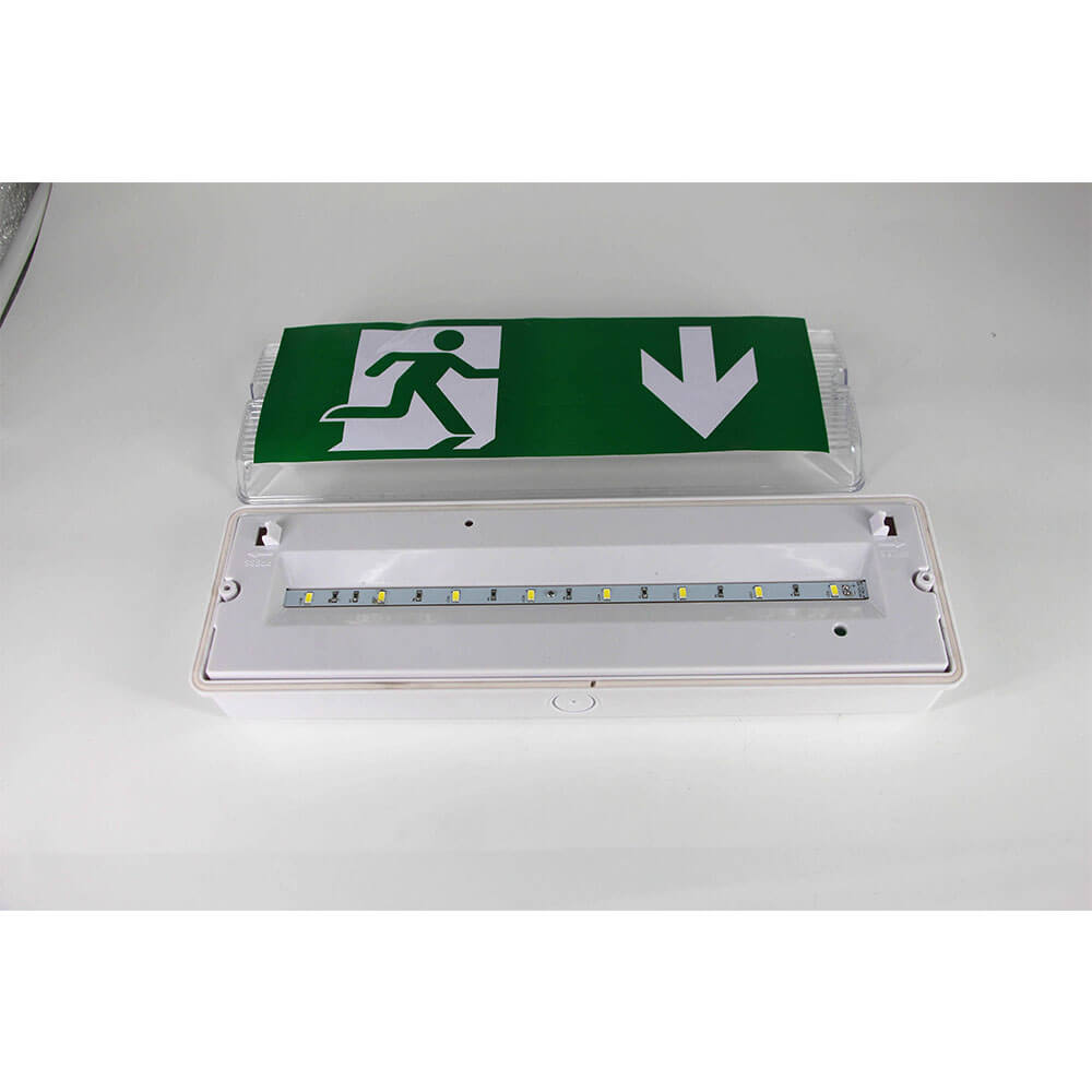 LED Weatherproof Bulkhead Weatherproof emergency light