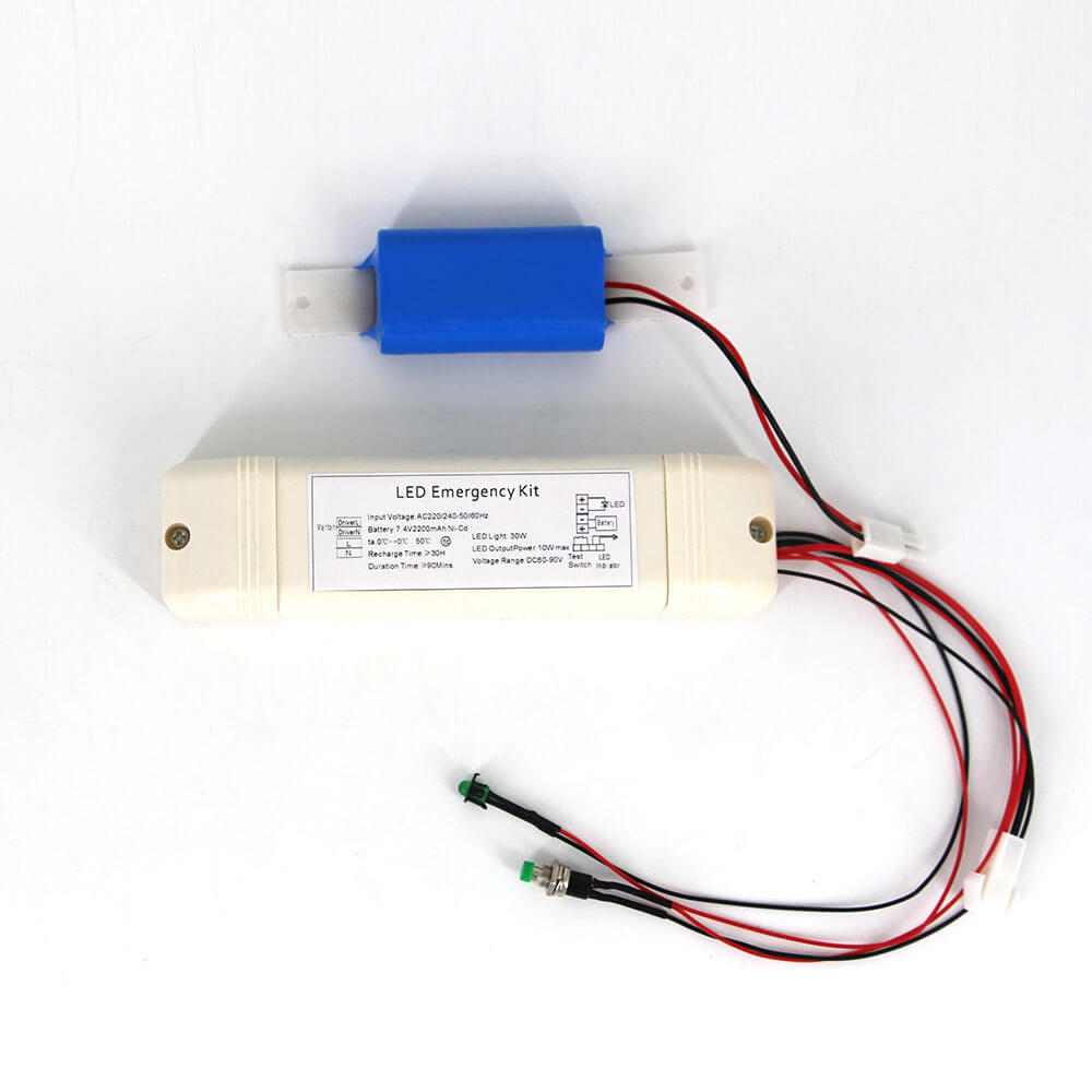 VOL-EM emergency lighting conversion pack