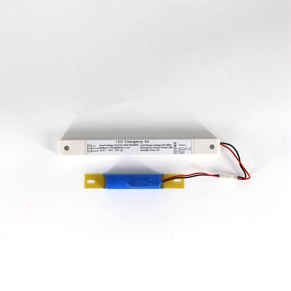 3H DC50-200V Li-on Battery Slimmer Emergency Pak